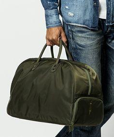 TMT(ティーエムティー)の「ORIGINAL MADISON BAG(ボストンバッグ)」|カーキ