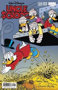 Told my boss he reminded me of Uncle Scrooge yesterday....it was great to come across this!