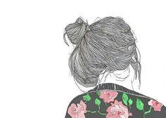 Outlines | Tumblr | Flowers | Sweet |