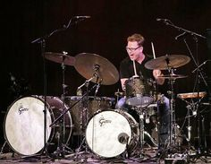 Stanton Moore- New Orleans native and drummer for Galactic.