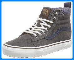 4fdb394274 Vans Unisex-Erwachsene Sk8-Hi Mte Hightop Sneaker