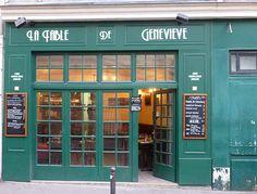 A new restaurant, La Table de Geneviève, has opened on rue Descartes. http://www.parisinsights.com/restaurants.php