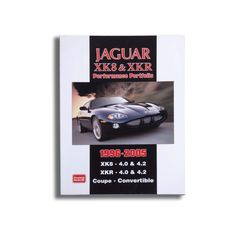 With the XK8/XKR Jaguar regained international credibility in the grand touring class. We trace the progress of these sports cars through new model reports plus road and comparison tests. Included are full specifications and performace data. Models covered – 4.0 & 4.2 XK8 and XKR, SVO, Silverstone, R & 100 in both coupe & convertible form. There is lots of colour in this book.