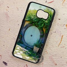 The House Hobbit Hole - Samsung Galaxy S7 S6 S5 Note 7 Cases & Covers