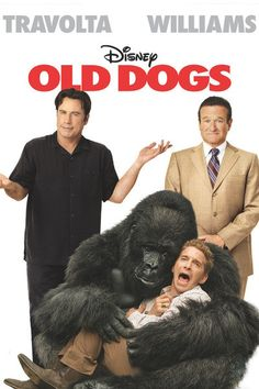 Old Dogs - Extremely Hilarious!   Best Comedy I Have Seen In Years.    Travolta & Williams At Their Best.   Did I mention Funny???