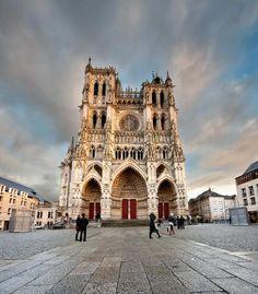 Cathdrale Notre Dame DAmiens 80 Sainte Valrie Le Crotoy