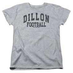 """Checkout our #LicensedGear products FREE SHIPPING + 10% OFF Coupon Code """"Official"""" Friday Night Lights / Dillion Arch-short Sleeve Women's Tee-athletic Heather-sm - Friday Night Lights / Dillion Arch-short Sleeve Women's Tee-athletic Heather-sm - Price: $29.99. Buy now at https://officiallylicensedgear.com/friday-night-lights-dillion-arch-short-sleeve-women-s-tee-athletic-heather-sm"""