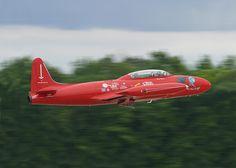 "Lockheed T-33 Shooting Star ""Red Knight"" | par Armchair Aviator"