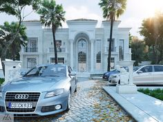 White Palace on Behance