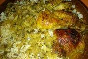 Recept Kuře na žampionech a cibuli Chicken, Meat, Food, Essen, Meals, Yemek, Eten, Cubs