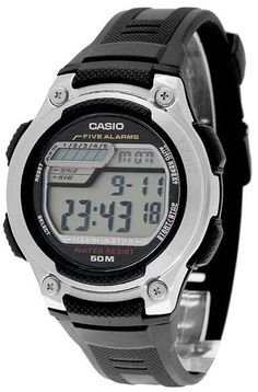 Casio W212H 1AV Midsize Digital Sport Watch