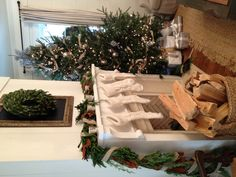 Southern Living Idea House Christmas by Tracery Interiors