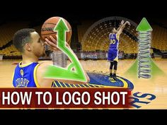 How To: Stephen Curry Half-Court Logo Shooting Form Secret with Spring Force – Shotur Basketball Jump Shot Tips Basketball Shooting Drills, Outdoor Basketball Court, Basketball Posters, Basketball Workouts, Basketball Skills, Basketball Coach, Girls Basketball, Women's Basketball, Physical Education Lessons