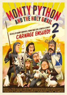 monty-python-and-the-holy-grail-2-by-goncalo-viana