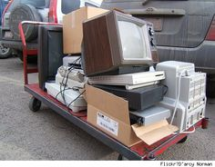 Get cash for your old electronic gadgets, cell phones, etc. http://www.gazelle.com/
