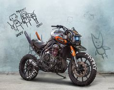 "Polubienia: 1,922, komentarze: 17 – @motocaferacer na Instagramie: ""Follow @motocaferacer ❎#motorcycle #honda #custom #bobber #caferacerxxx #vintage…"""