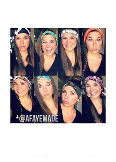 @afayemade headbands