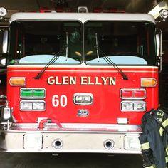 Glen Ellyn firetruck