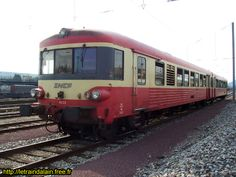 Autorail - X 4500 - X4500 - EAD - Caravelle Trains, Train