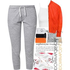 • H A R E by idcmyaa on Polyvore featuring polyvore fashion style Topshop Acne Studios NIKE Calvin Klein