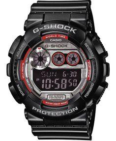0c6ef9f6bb3b4 G-Shock Watch Alarm  alarm-yes  bezel-fixed  black-