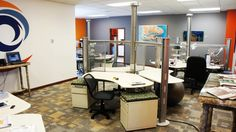Blue Ocean Innovation Center #Coworking space in Bozeman, Montana.