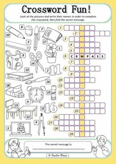 Back to school worksheets, fun worksheets, english lessons, learn english, classroom language Back To School Worksheets, English Worksheets For Kids, English Games, Kids English, English Activities, English Lessons, Learn English, English Classroom, Classroom Language