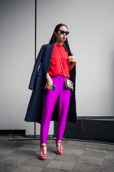Did she read our story on how to dress your way out of a slump? Did you??