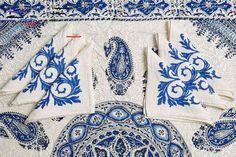 A Tavola with Casa Cabana and Cabana Magazine, White China, Artisan, Product Launch, Nail, Wallpaper, Artwork, Blue, Inspiration