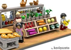 Your 60 minutes to make a stunning LEGO entrée...starts now! INTRODUCTION MasterChef is a competitive cooking reality show originating in the United Kingdom. The basicidea of...