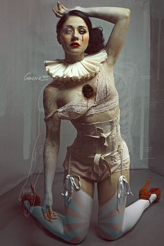 Structure of Living Things by Cunene. Model: Dolly Lamour Photo, editing: Cunene www.facebook.com/cunenephoto Digital Art, Digital Photography, Fine Arts