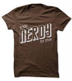 Personalized Name Talk Nerdy To Me  Mug