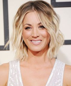 This Is What It Takes For Kaley Cuoco To Become Penny +#refinery29