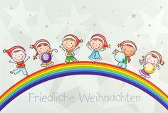 Princess Peach, Fictional Characters, Secret Santa, Make A Donation, Wish, Rainbow, Ghosts, Xmas Cards