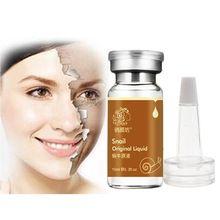 QYANF Belleza Suero Reparación Caracol Crema Facial Cuidado de La Piel Tratamiento Del Acné Cabeza Negro Sin Edad Blanqueamiento Hidratante Crema de Caracol
