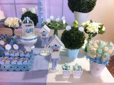 Little Blue Bird Party #littlebluebird #party