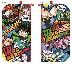 My Hero Academia Plus Ultra Pen Porch Izuku All Might Full Color Cool Design F/S