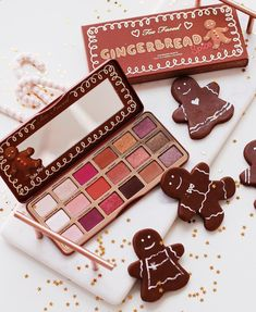✨BACK IN STOCK✨Head to toofaced.com RIGHT NOW to shop the Gingerbread Spice Eye Shadow Palette! Limited quantities available! #toofaced