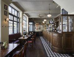 The Lady Ottoline   Home | London Pub U0026 Dining Room
