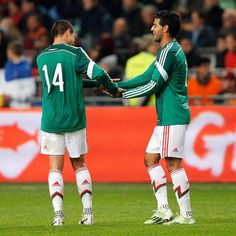 Loving Chicharito Hernandez and Carlos Vela TruSox !!