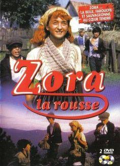 Zora la rousse  1 Saison 1979 Childhood Toys, Childhood Memories, Emission Tv, 80s Tv, 80s Movies, Adolescence, Vintage Images, Tv Series, Nostalgia