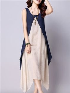 Ericdress offering cheap maxi dresses is worth your visit. Good quality maxi dresses for women on sale here, such as white floral long maxi dresses with sleeves. Shrug For Dresses, Sleeves Designs For Dresses, Cheap Maxi Dresses, Cheap Dresses Online, Maxi Dress With Sleeves, Shift Dresses, Pakistani Dresses Casual, Designer Bridal Lehenga, Kurti Designs Party Wear