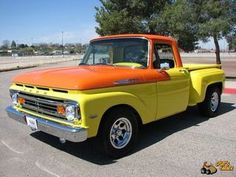 1961 Ford F-100 SHORT BED