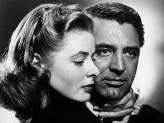 At the BFI - Notorious -  Year: 1946  Production Country: USA   Directed by Alfred Hitchcock  Featuring Cary Grant / Ingrid Bergman / Claude Rains