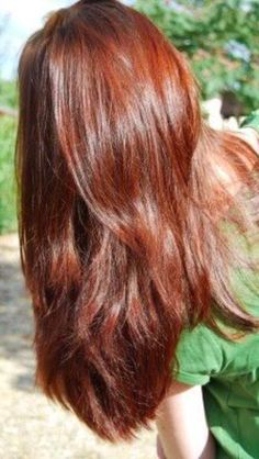henne - Coloration Henn Rouge