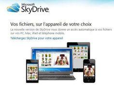 25 Go dans le Cloud sur SkyDrive pour les anciens comptes Microsoft