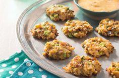 Mini Crab Cakes Recipe - Kraft Canada
