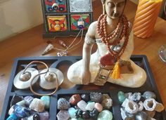 Pedras & Cristais: Um monte de pedras deixa de ser um monte de pedras...