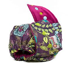 goodmama Cloth Diapers (fitteds)