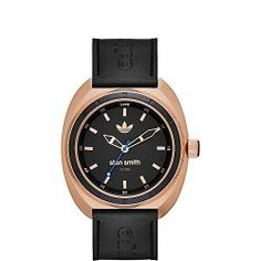 adidas originals Watches Stan Smith Three Hand Leather Watch